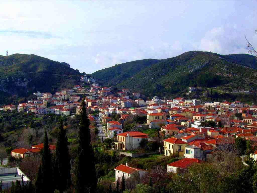 Kimi Centraal Evia Griekenland