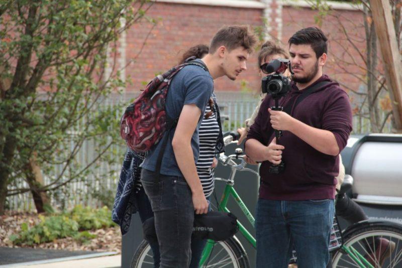 Etudiants En Fac Dart Ils Cherchent Des Figurants à Amiens Pour