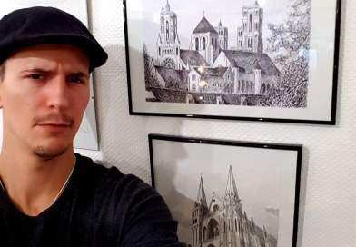 Yann Messence : après les cathédrales, les châteaux