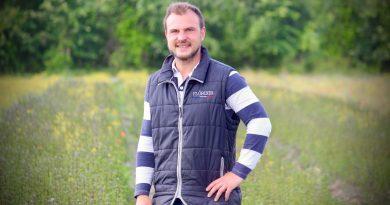 À Gamaches, Thomas cultive des plantes aromatiques et médicinales