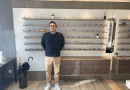 Sébastien, l'artisan lunetier de Compiègne