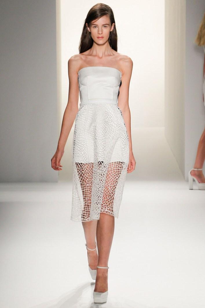 أزياء كالفين كلين لربيع 2013