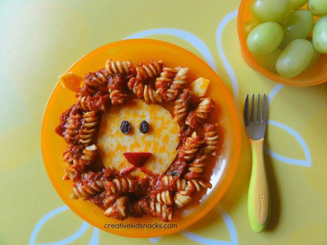 الابداع في تقديم الاطعمة للأطفال 9
