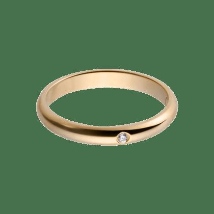 زيني زواجك و خطوبتك بخاتم كلاسيكي من كارتييه (1)