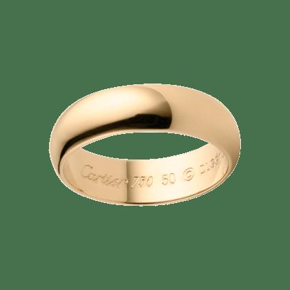 زيني زواجك و خطوبتك بخاتم كلاسيكي من كارتييه (7)