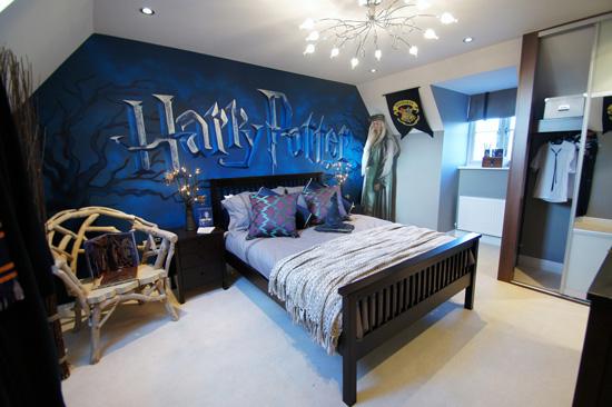 غرف نوم اطفال من وحي الشخصيات الكرتونية