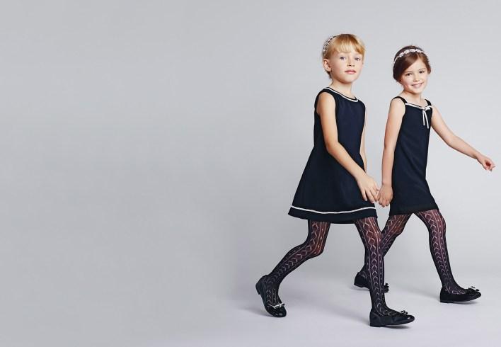 فساتين بنات مميزة كحلية اللون من دولتشي أند جابانا (3)