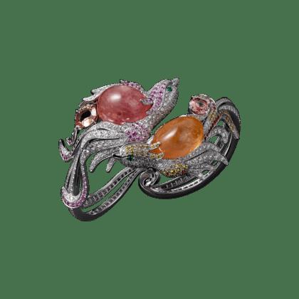 قطع مجوهرات الحيوانات الصينية بملسة فرنسية ! (6)
