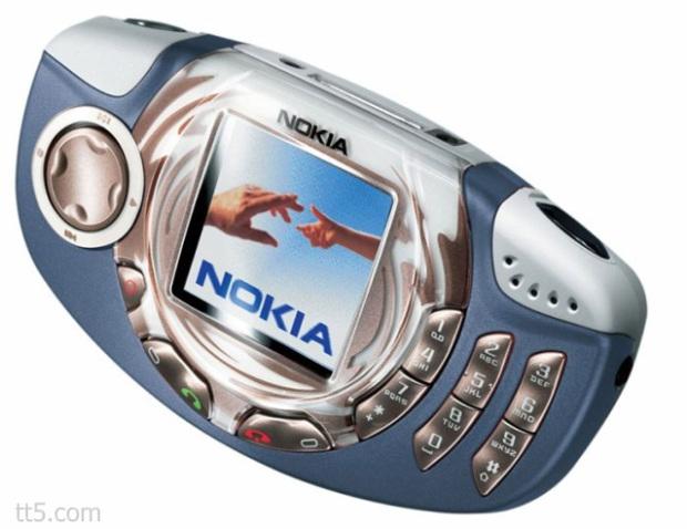 2003 – Nokia 3300