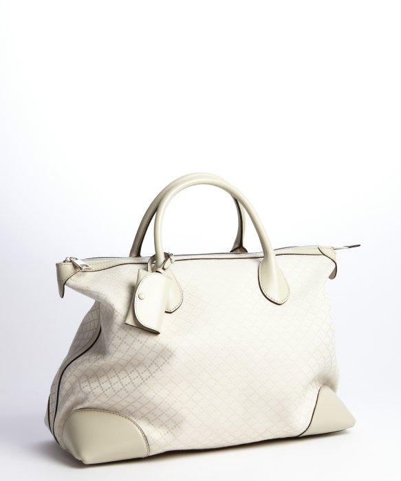 حقائب جوتشي البيضاء الكلاسيكية تعود لصيف 2014 ! (8)