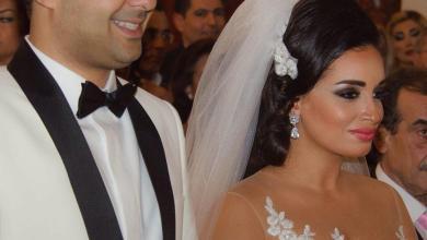 صور حفل زفاف زينة افتيموس نجمة ستار اكاديمي