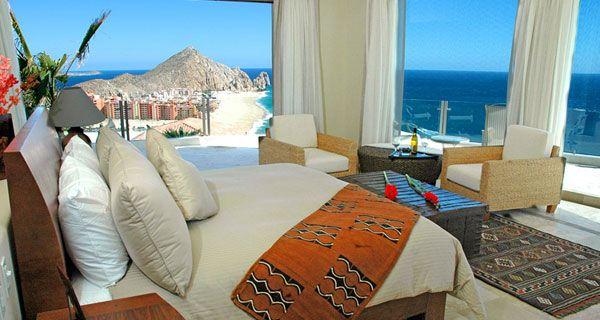 غرف نوم بإطلالات رائعة على المحيط 7