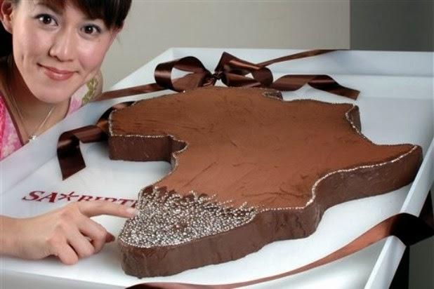 5 ملايين دولار لشوكولاته بالألماس للاحتفال بجنوب أفريقيا