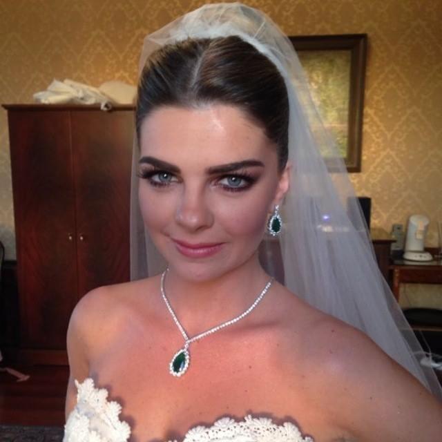 صور من حفل زفاف السلطانة مريم