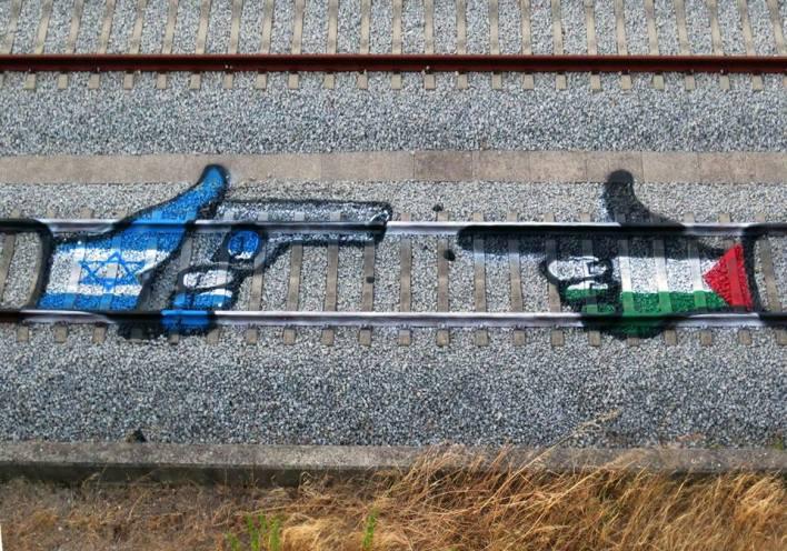 فنون تظهر على سكك القطارات ! (4)