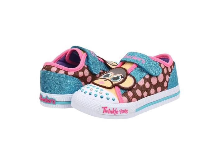 وميض و أضواء أحذية الأطفال - سكتشر كيدز (4)