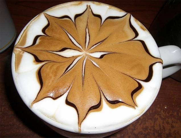 الفن في الفنجان .. لعشاق القهوة بالحليب ! (24)
