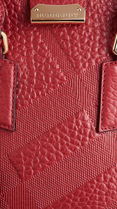 جلد شيك و منقوش في حقائب بربري الجديدة ! (2)