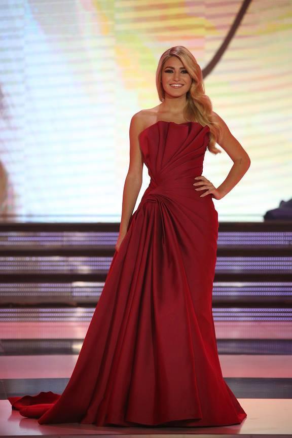ملكة جمال لبنان 2014 سالي جريج.1