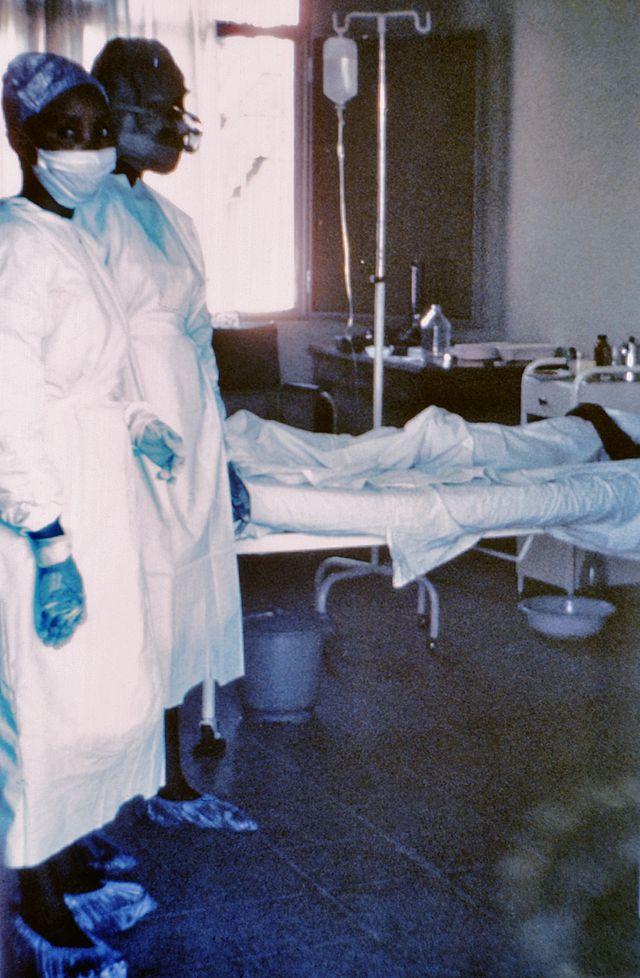 وباء إيبولا ينتشر و تخوفات من وصوله للعالم العربي ! (2)