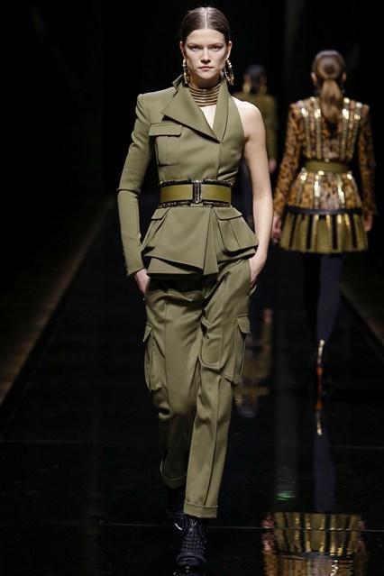 أزياء بالمن 2015 المستوحاه من الجيش (2)