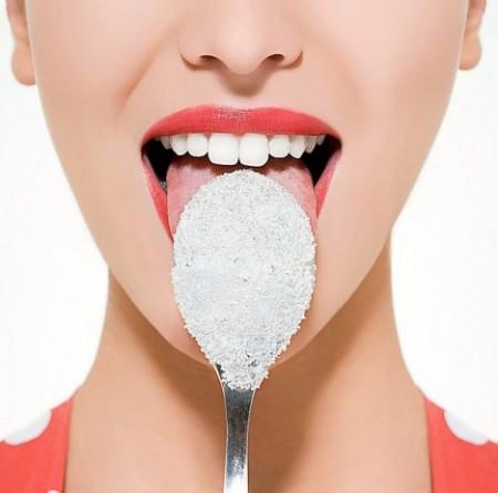 كمية السكر