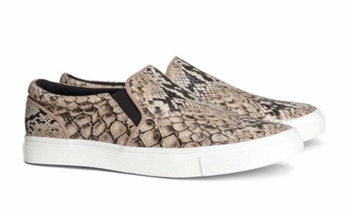 حذاء H&M