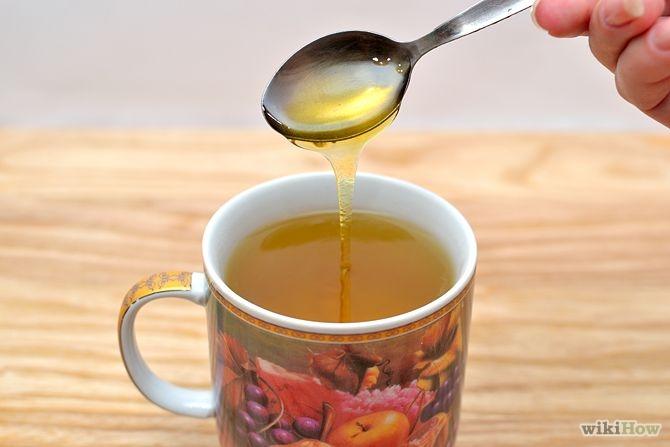 شاي بالعسل
