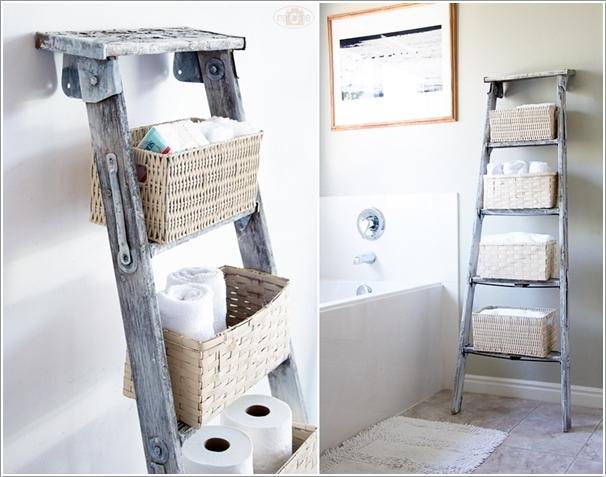 مخزن لأغراض الحمام