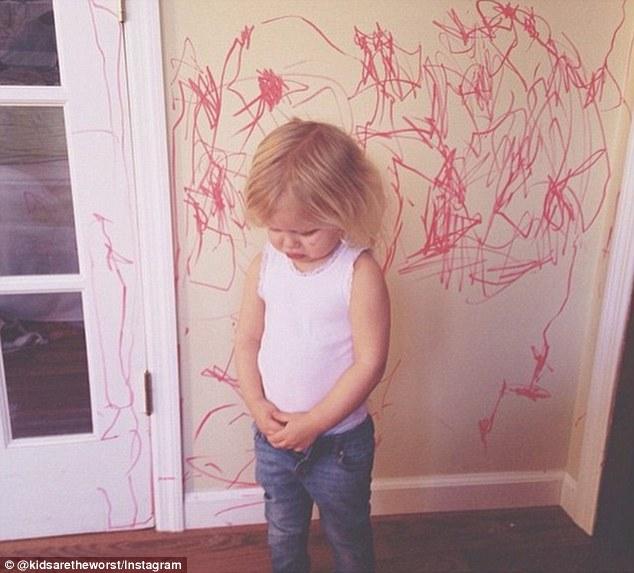 حساب على موقع إنستغرام يوثق جنون الأطفال