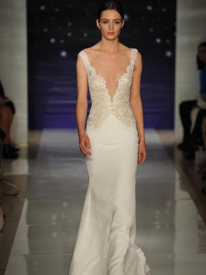 فستان زفاف مميز