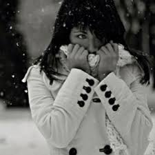 برد ستكون أول معطف أرتديه للشتاء