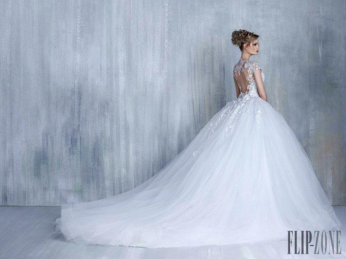 فساتين زفاف طوني شعيا 6
