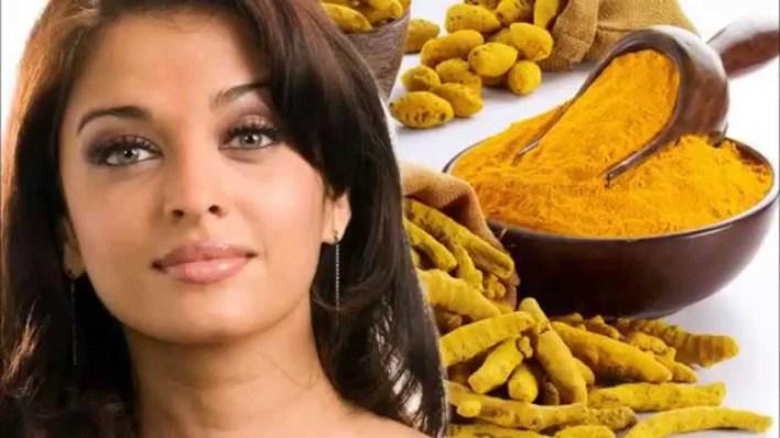 وصفات هندية من الكركم لجمال بشرتك وشعرك