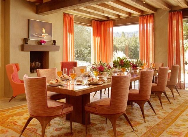 تجديد ديكور المطبخ أو غرفة الطعام مع أجمل النقشات العصرية