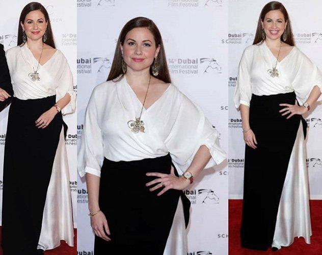 إطلالات النجمات في حفل IWC Filmmaker Award خلال مهرجان دبي السينمائي