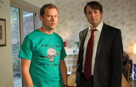 Peep Show ended in the right way