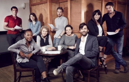 Who's in the new series of Broadchurch?