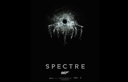 And the new James Bond film will be called…Spectre