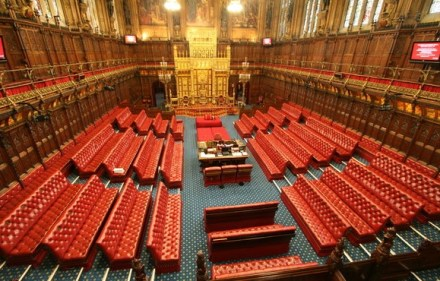 BBC Parliament and the Tax Credits Debate in the House of Lords