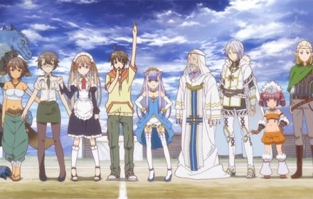 The Beginner's Guide to Anime, No. 130 – Outbreak Company