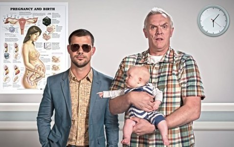 Comedy main attraction for BBC Three's online launch day