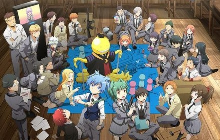 The Beginner's Guide to Anime, No. 155 – Assassination Classroom