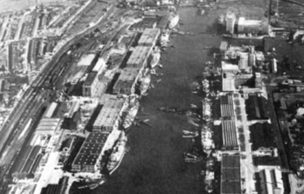 Preview – Sailors, Ships & Stevedores: The Story of British Docks