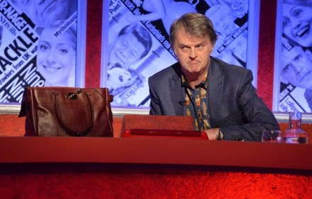 Nicky Morgan replaced on Have I Got News for You – by a handbag