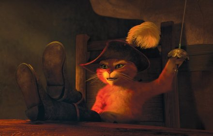 Puss in Boots Paramount Pictures