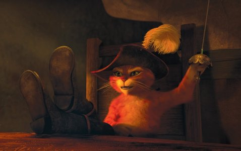 Film of the Day: Puss in Boots