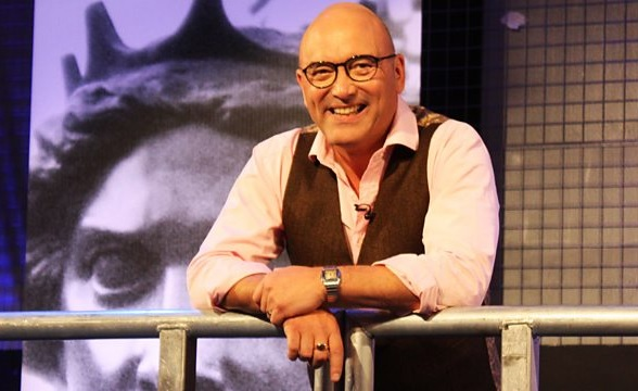 Time Commanders on BBC Four, Gregg Wallace