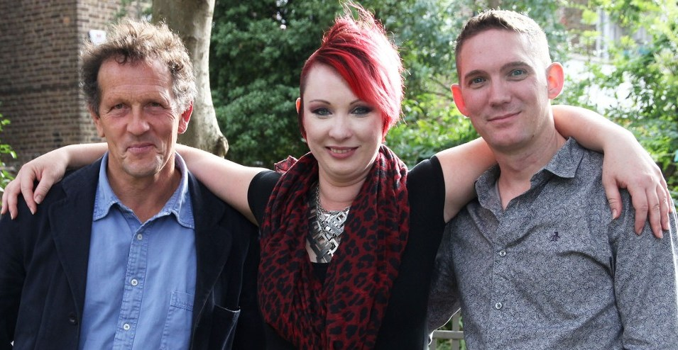 Monty Don with Rosie and Ian - Big Dreams Small Places