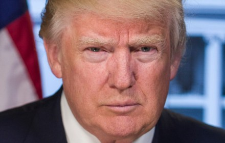 """Donald Trump wins The Last Leg's """"Dick of the Year"""""""
